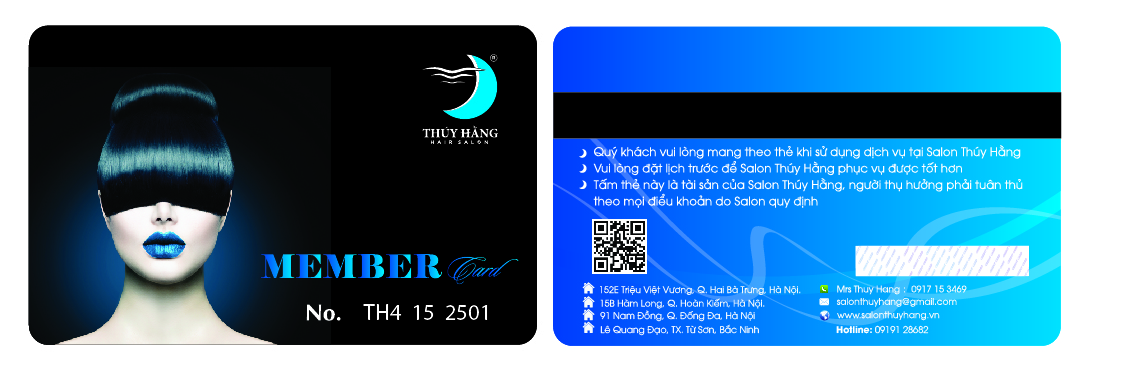 In thẻ từ, in thẻ cảm ứng, in thẻ mifare, in thẻ không tiếp xúc, in thẻ RFID, in thẻ Proximity Card